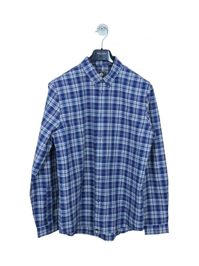 Pretty Green Tarran Shirt - Blue