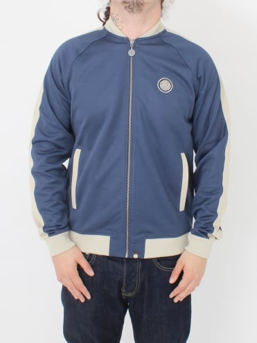 Tenison Track Top - Navy
