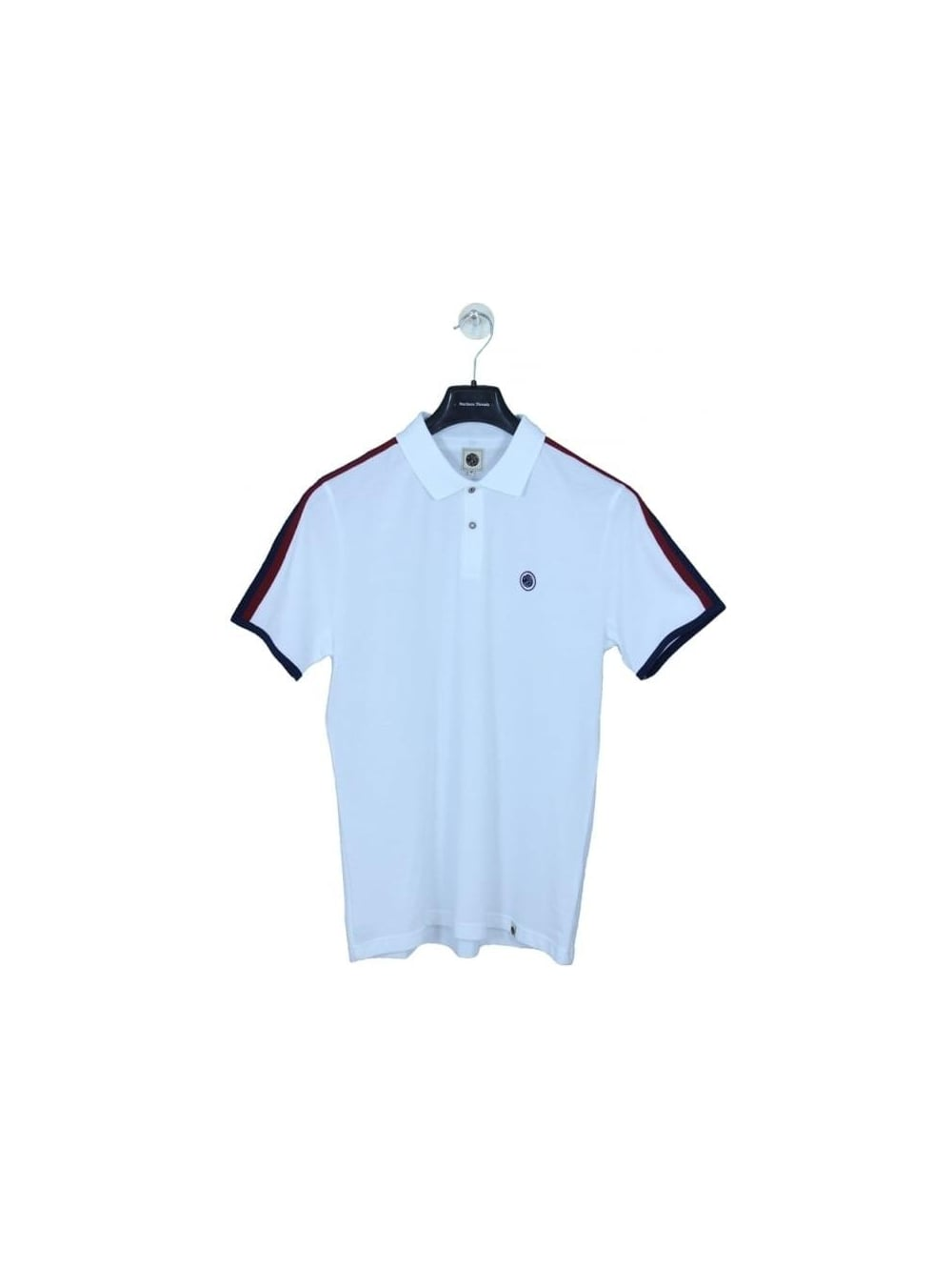 White Pretty Green Tilby Moon Polo