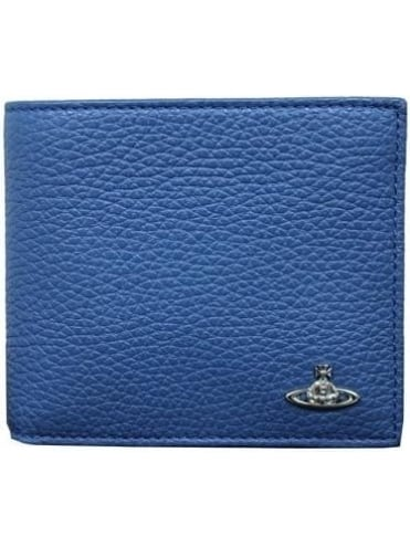 Milano Credit Card Wallet - Blue