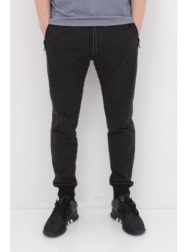 Spaced Mario Joggers - Black