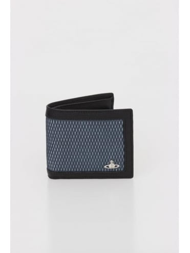Wimbledon Wallet & Coin Holder - Blue