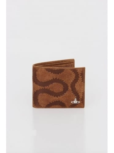 Belfast Wallet Credit Card Holder - Brown