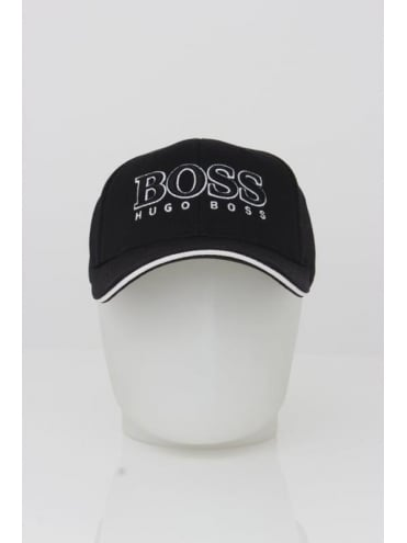 - BOSS Green US Logo Cap - Black
