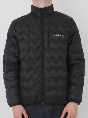 Serrated Jacket - Black