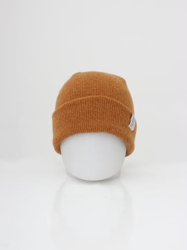 Lambswool Watch Hat - Yellow