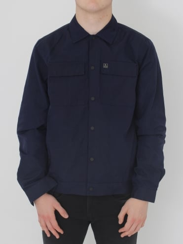 Staunton Patch Power Jacket - Dark Navy