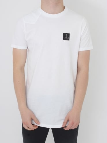 Back and 4th T.Shirt - White