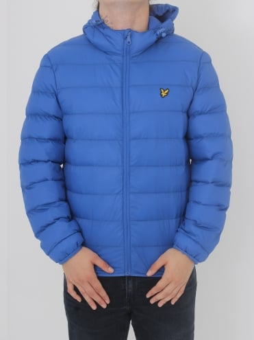 Lightweight Puffer Jacket - Lake