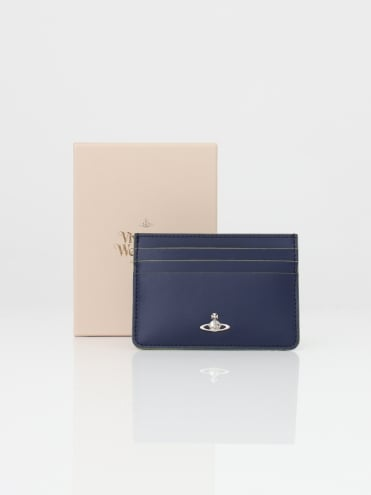 Edge Credit Card Holder - Blue