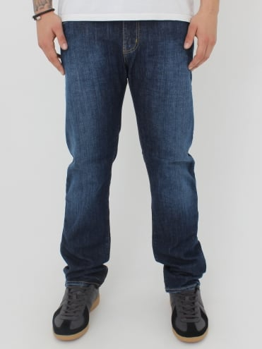 J45 Slim Fit Jeans - Mid Wash