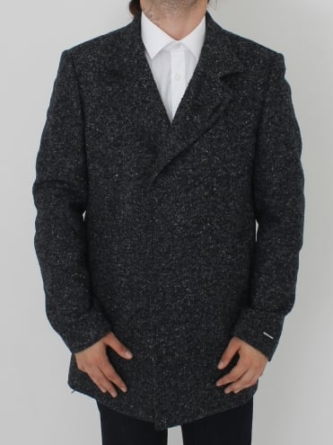 Lohmann Overcoat - Dark Grey
