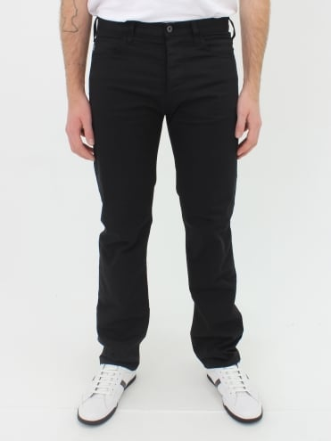 J21 Regular Fit Jeans - Black
