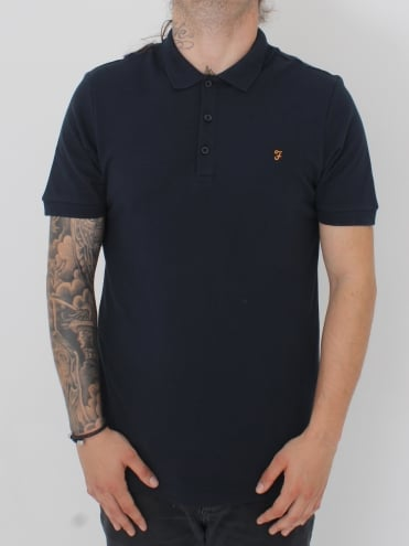 Blaney Polo - Navy