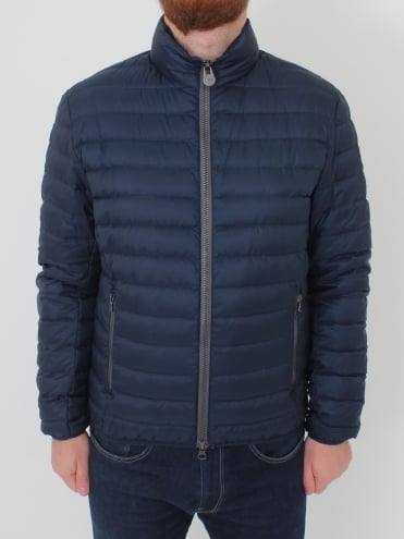 Punk Down Jacket - Navy