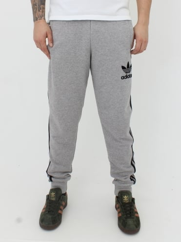 3Striped Pants - Grey Heather