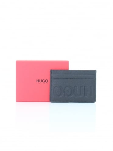 - HUGO Victorian S Card Wallet - Black