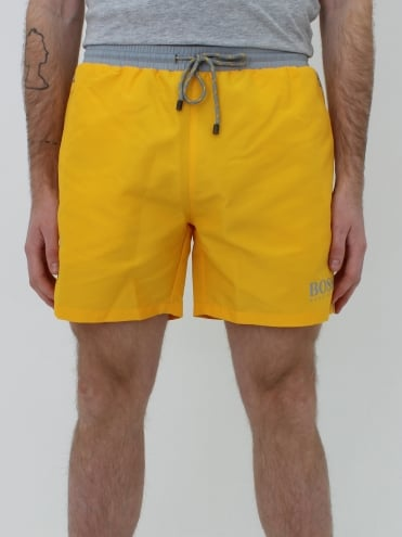 Starfish Swimshorts - Gold