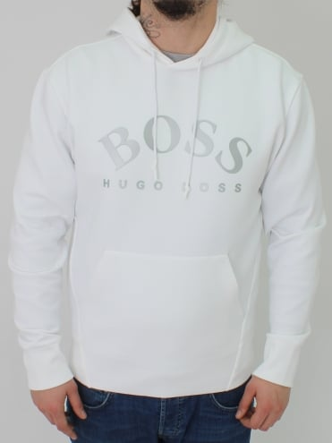 Sly Hooded Sweat - White
