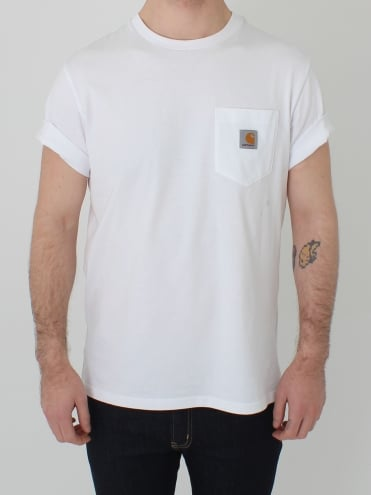 Pocket T.Shirt - White