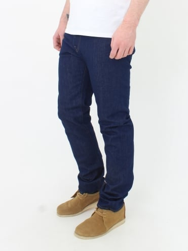 ED 80 11.50oz Power Blue Denim - Blue Rinsed
