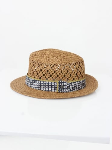 Harlow Trilby - Natural