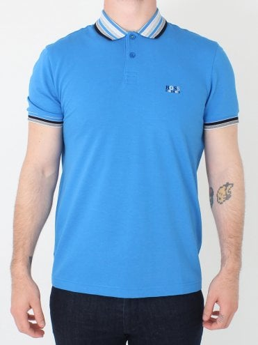 Paddy 1 Polo - Bright Blue