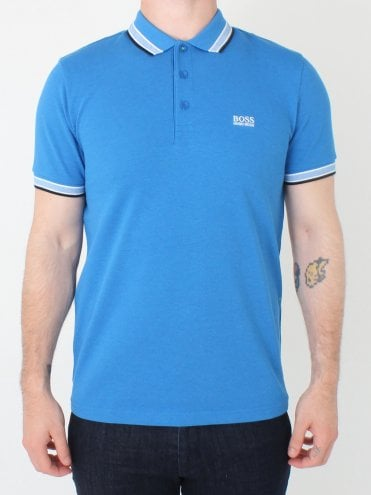 Paddy Polo - Bright Blue