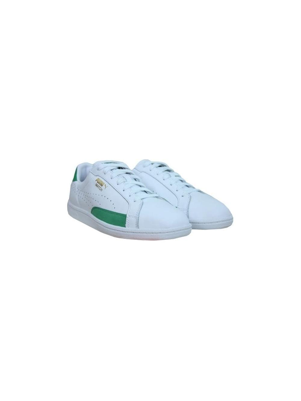 plus récent 135ed c2a59 Puma Match 74 - White