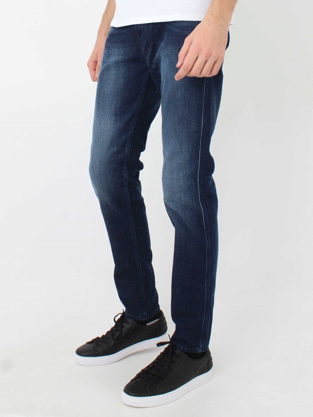 03fae20d7875ea Replay Anbass Jeans in Blue Denim | Northern Threads