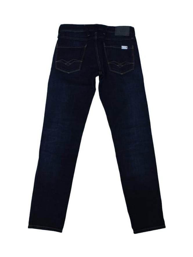 Replay Anbass Jeans - Deep Blue