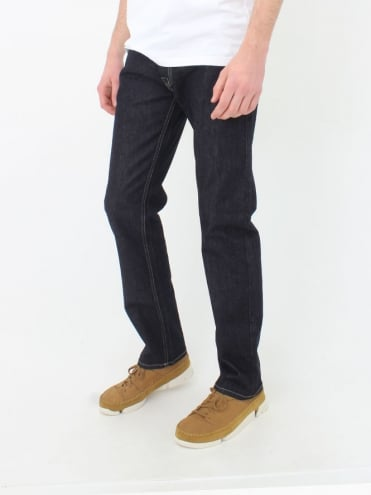 Newbill Comfort Fit Jeans - Deep Blue