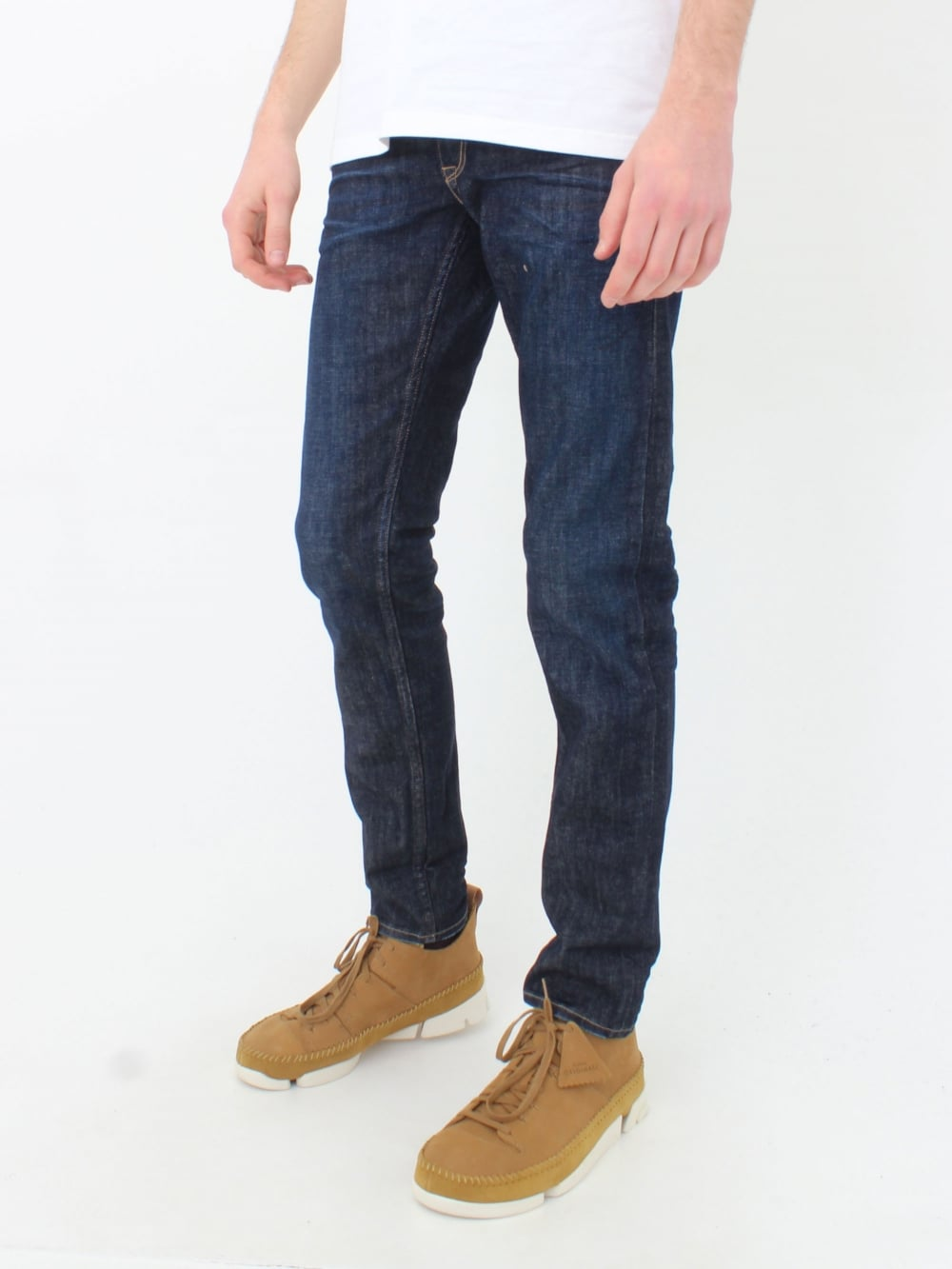 22417b4f Replay Ronas Jeans in Indigo Dem | Northern Threads