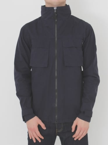 Ripstop Jacket - Navy