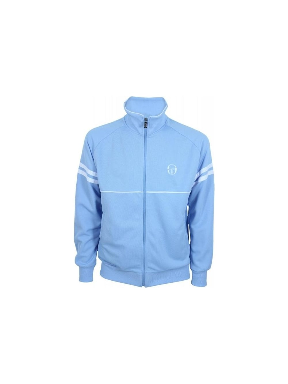 befeb987 Sergio Tacchini Nord Star Track Top in Placid Blue - Northern Threads