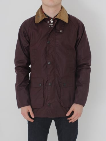 Sl Bedale Jacket - Bordeaux