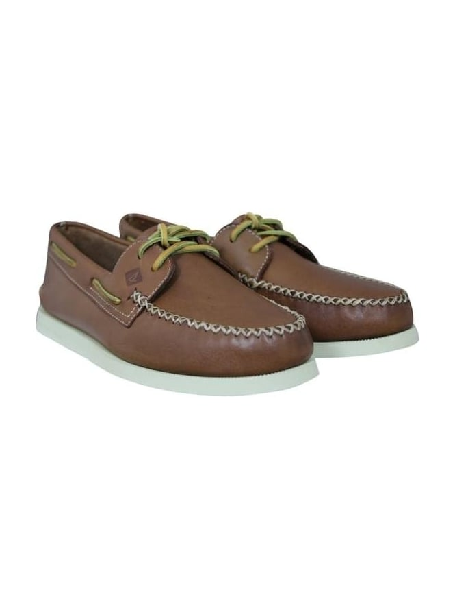Sperry Topsider Authentic Original 2 Eye - Tan