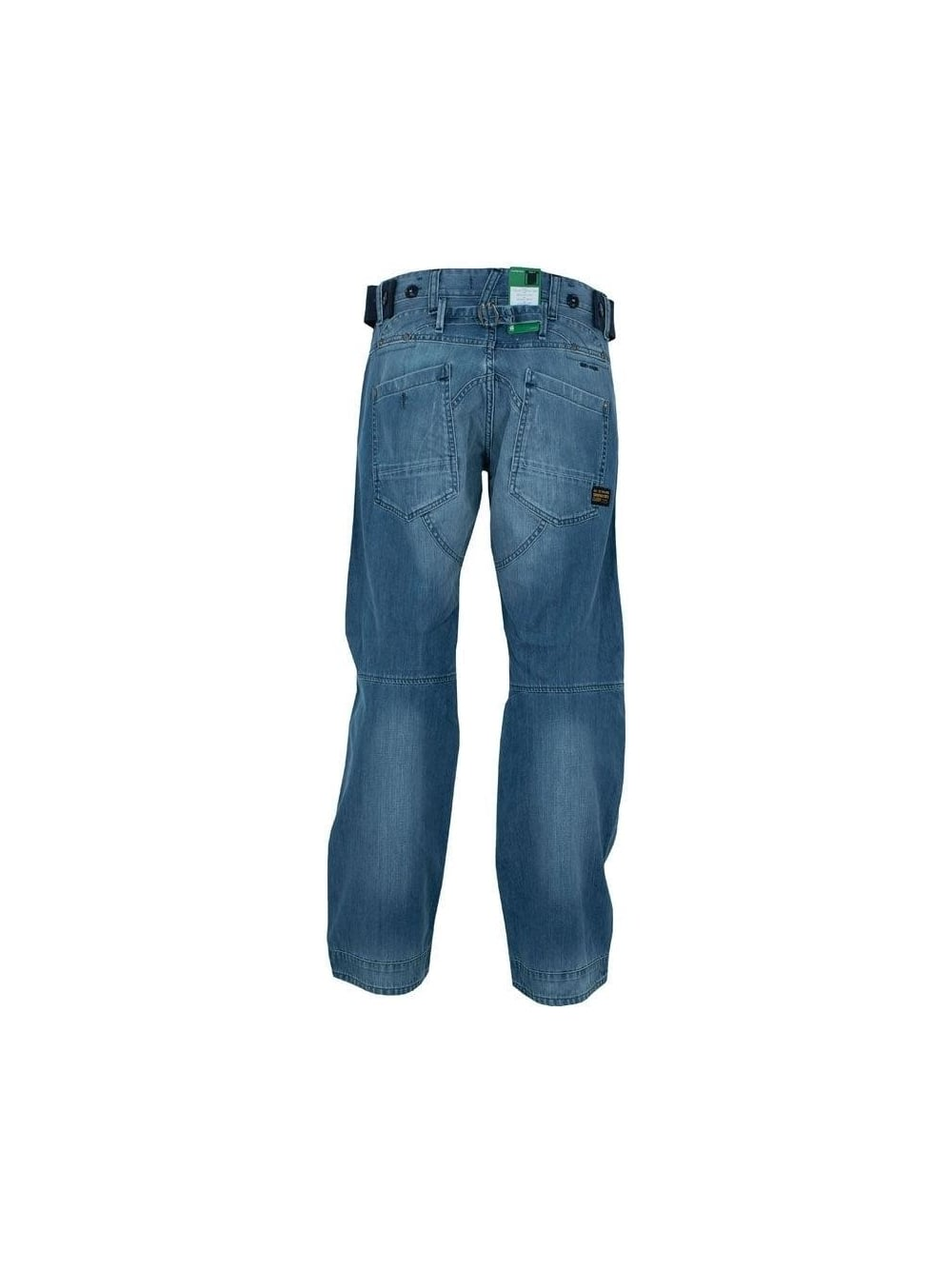 g star g star storm 5620 loose embro jean custom aged blue g star jeans at northern threads. Black Bedroom Furniture Sets. Home Design Ideas