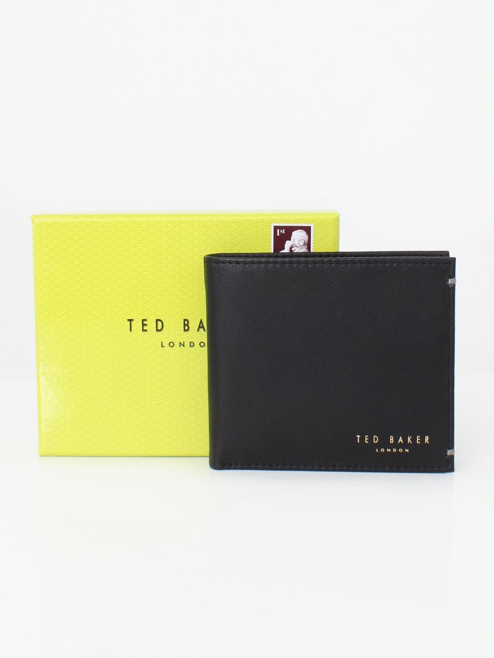 a722d600285a2 Ted Baker Antonys Bifold Wallet - Black