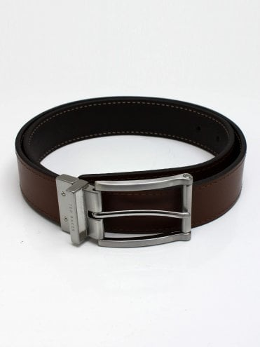bf2b6c045 Bream Reversible belt - Chocolate · Ted Baker ...