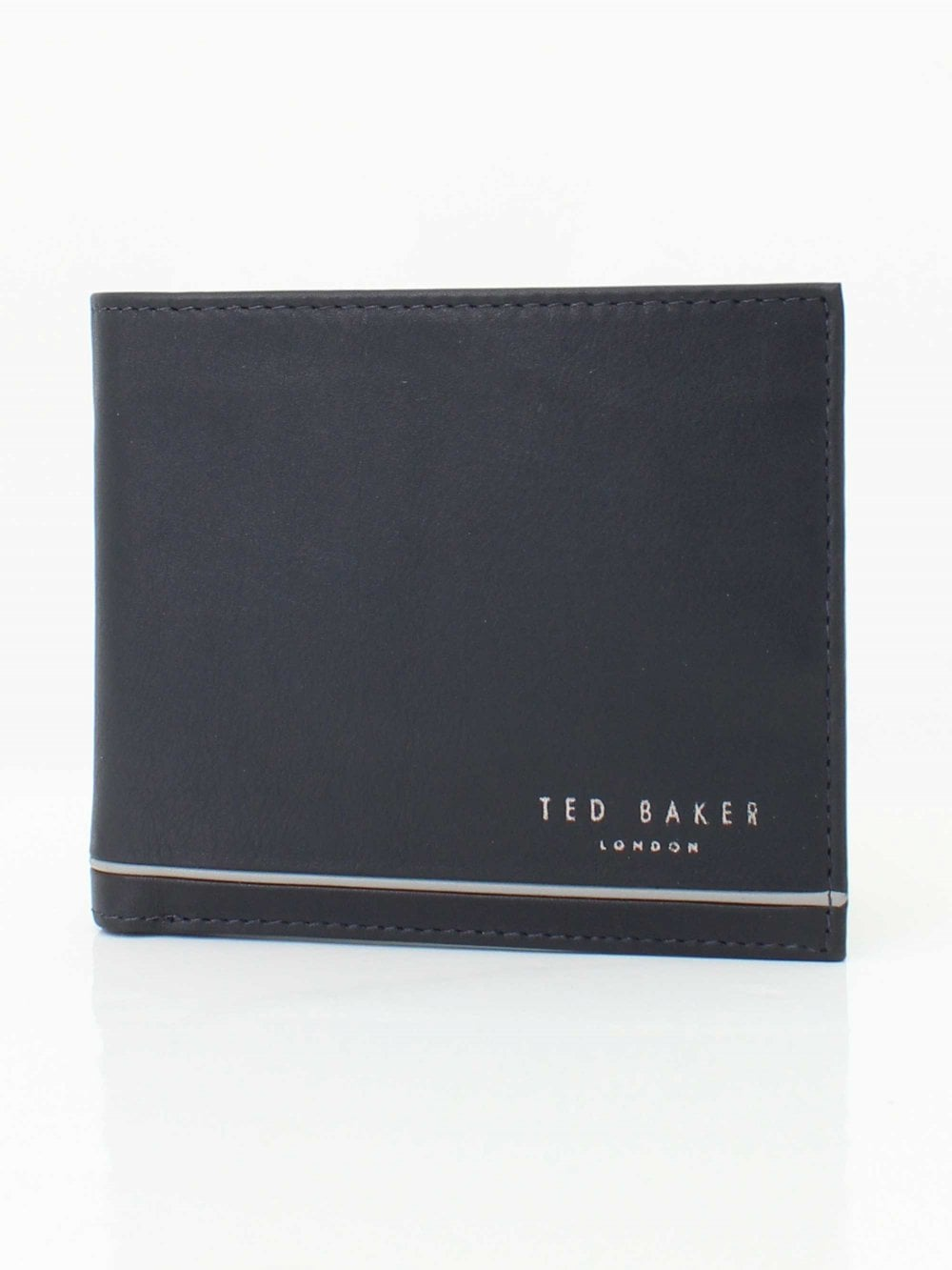 b4b95fa66f0c Ted Baker Dooree Bifold With Coin Wallet in Navy
