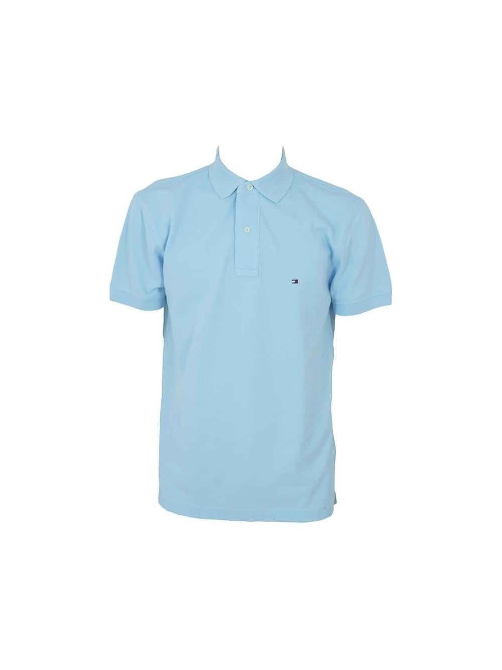 3fe1b6361 Tommy Hilfiger Tommy Knitted Polo in Sirrus Blue - Northern Threads