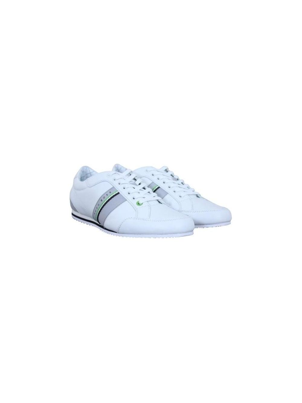 BOSS Trainers - white khu6t