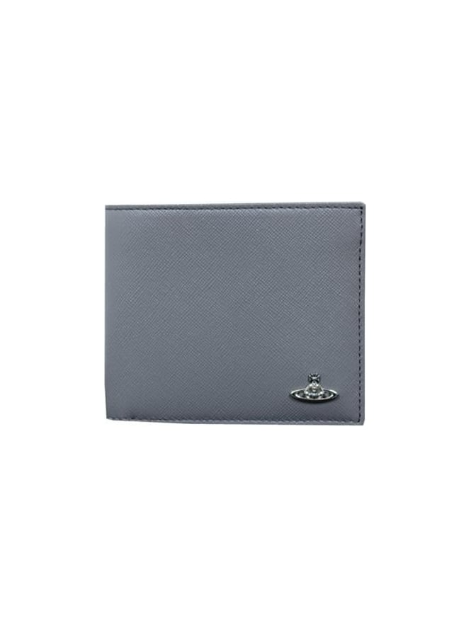 Vivienne Westwood Anglomania Kent Card Holder Wallet - Grey