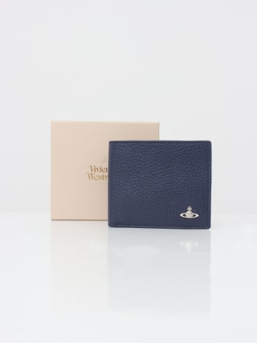 Milano Card Holder Wallet - Blue