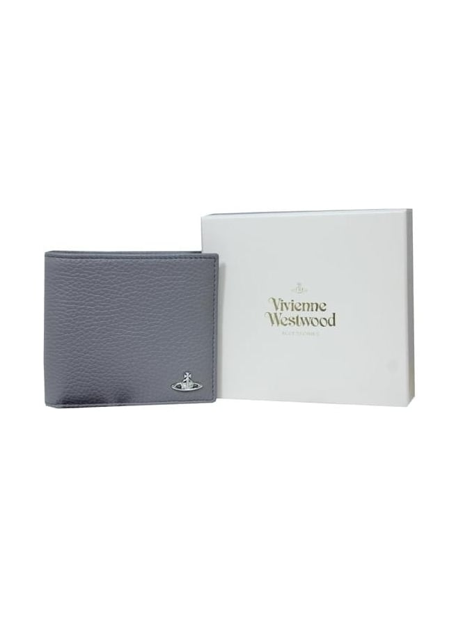 Vivienne Westwood Anglomania Milano & Coin Holder - Grey