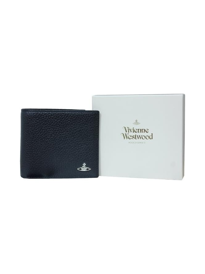 Vivienne Westwood Anglomania Milano Wallet & Coin Holder - Black