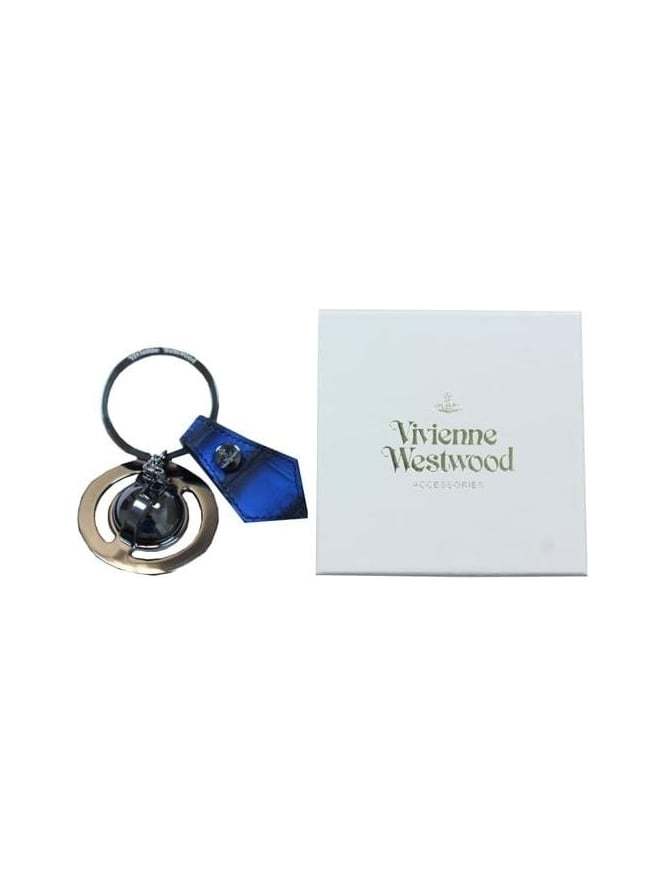 Vivienne Westwood Anglomania Round Orb Gadget - Blue