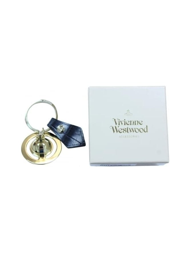 Vivienne Westwood Anglomania Round Orb Gadget - White