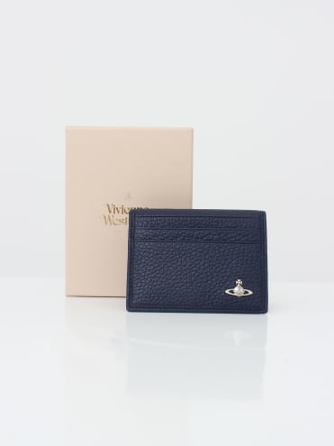 Small Horizontal C/C Wallet - Blue